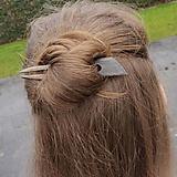 Ozdoby do vlasov - Drevená ihlica do vlasov - 13724327_