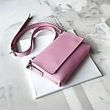 Kabelky - SimpleMe Limited (ružová) - 13722754_
