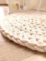 Úžitkový textil - Koberčeky pre Máriu - 13723749_