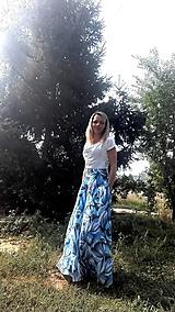 Sukne - Božská maxisukňa - 13723639_