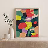 Obrazy - Obraz na stenu abstrakt - 13722854_