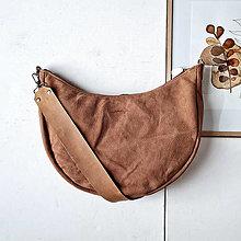 Kabelky - Luna (soft brown) - 13725837_