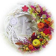 Dekorácie - Věnec podzimní - Září v září - 13725625_