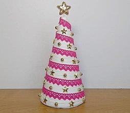 Dekorácie - Vianočný stromček 🎄 - 13727844_