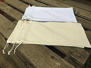 Úžitkový textil - vrecúška.... - 13725954_