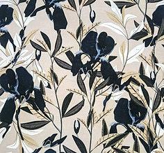 Textil - 100% ľan irisy (ako materiál alebo šitie na želanie) - 13726885_