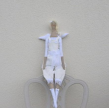 Bábiky - Anjelka Chloe - 13730894_