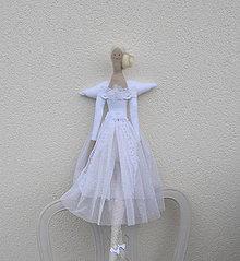 Bábiky - Anjelka Daisy - 13730938_