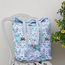 Nákupné tašky - Mačky...taška - 13731295_