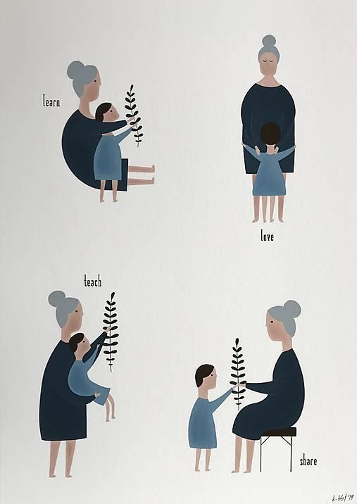 Babka / reprodukcia