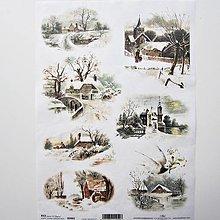 Papier - Ryžový papier R 463 - 13732510_