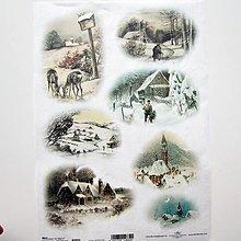 Papier - Ryžový papier R 993 - 13732537_