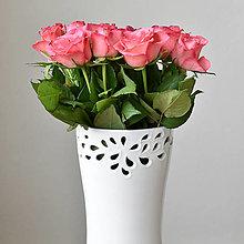 Dekorácie - Váza Madeira - 13731368_
