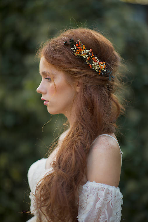 """Kvetinový hrebienok """"jesenná romanca"""""""