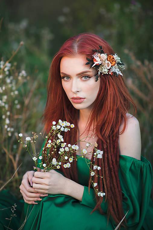 """Kvetinový hrebienok """"clivé stmievanie"""""""