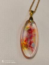 Iné šperky - Prívesok z retiazkou - 13731636_