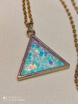 Iné šperky - Prívesok z retiazkou - 13731801_