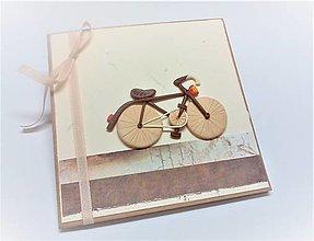 Papiernictvo - Pohľadnica ... bicykel - 13735741_
