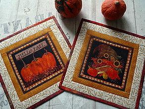 Úžitkový textil - Hello Fall  ...prestierky  No.1 - 13733982_