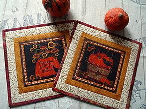 Úžitkový textil - Hello Fall  ...prestierky  No.2 - 13733991_