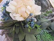 Dekorácie - Dušičková dekorácia - 13734932_