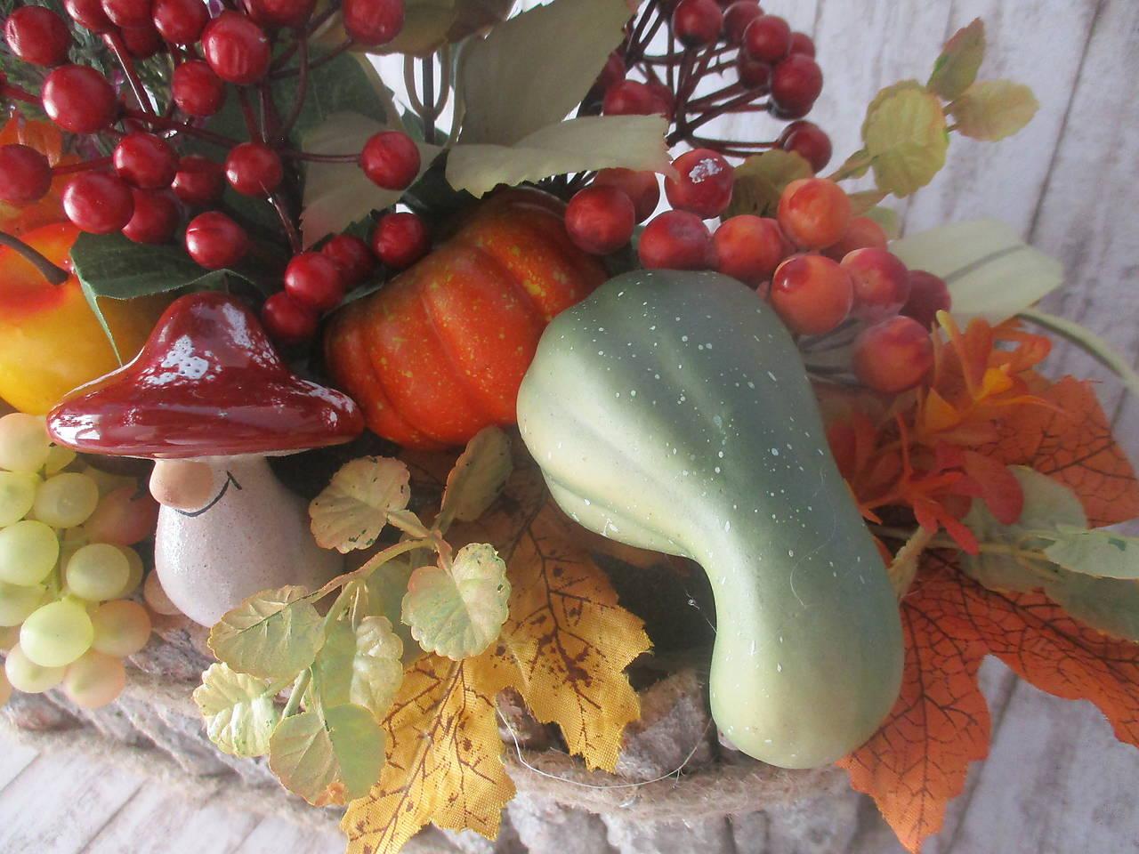 Jesenná dekorácia