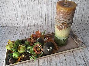 Dekorácie - Jesenná dekorácia - 13734674_