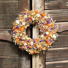 Dekorácie - Venček na dvere - 13736032_