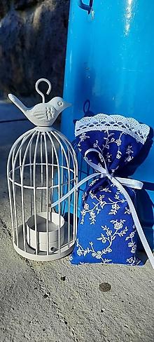 Úžitkový textil - Vrecúško na levanduľu, bylinky a hocičo :-) - 13734567_