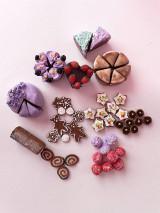 Hračky - Mini cukráreň - 13734863_
