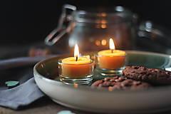 Svietidlá a sviečky - Čajové sviečky štartovacia sada veľká - 13732758_