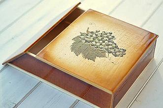 Krabičky - Poštová schránka z keramiky - 13739166_