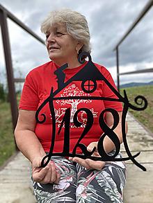 Tabuľky - Popisné číslo: Chalúpkovo - 13737885_