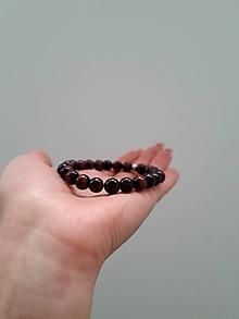 Šperky - Náramok Tigrie Oko - 13737026_