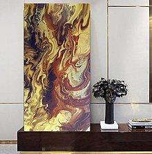 Obrazy - Golden Waltz I. 60x30 - 13741298_