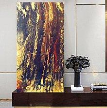 Obrazy - Golden Waltz II. 60x30 - 13741301_