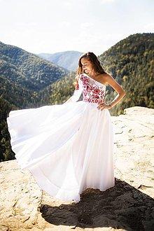Šaty - svadobné šaty Poľana - 13741773_