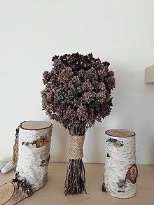 """Dekorácie - Prírodná kytička - """"Farby oregana"""" - 13741135_"""
