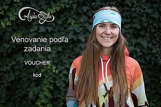 Darčekové poukážky - Voucher - 13741042_