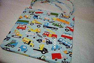 Úžitkový textil - podsedák autá - 13741264_