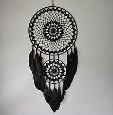 Dekorácie - Lapač snov 40 x 90 cm - 13745108_