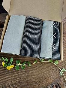 Úžitkový textil - Sada utierok Good Choice - 13745292_