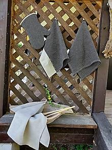 Úžitkový textil - Darčeková kuchynská sada Good Choice - 13745320_