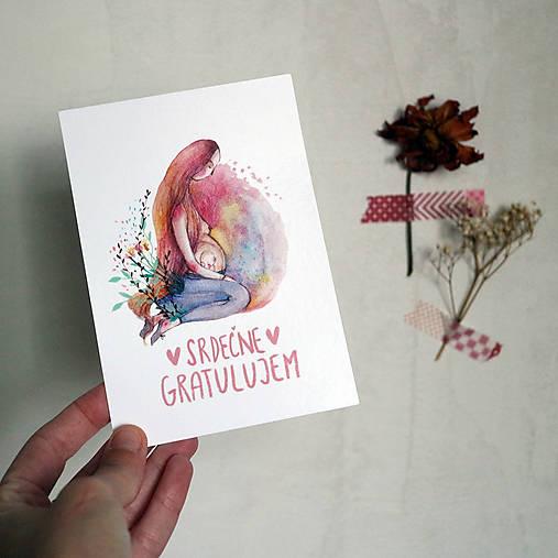 Zázrak/ kartička
