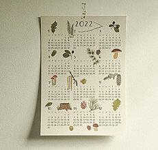 Grafika - Kalendár A3 L.E.S. - 13753302_