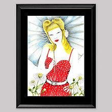 Grafika - Daisy grafika - 13752963_