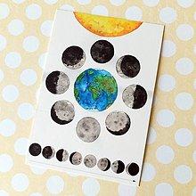 Papier - Fáze Mesiaca - 13759057_