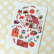 Papier - Jesenné radosti - 13759173_