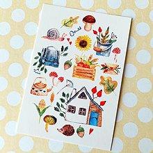 Papier - Jesenné radosti - 13759221_