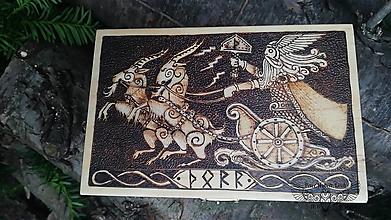 Krabičky - Thor krabička - 13759488_
